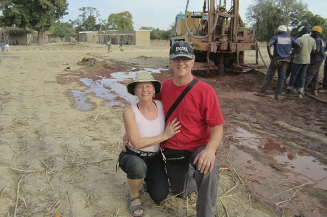 Chaque année, Nicole Meunier se rend au Mali... (fournie par Nicole Meunier)