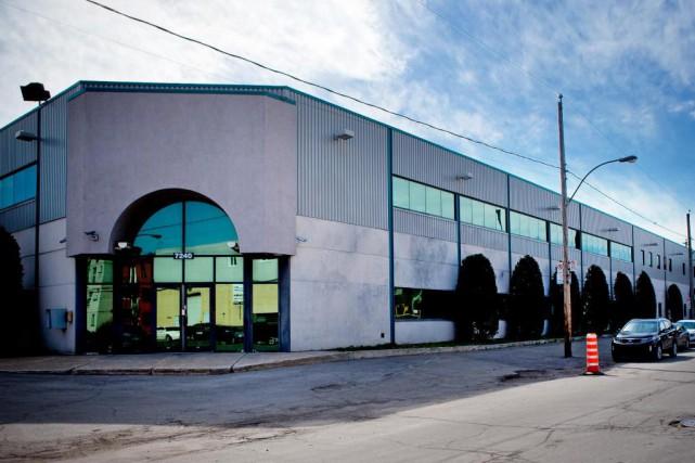 L'ancien siège social du Parti libéral du Québec,... (Photo Marco Campanozzi, Archives La Presse)