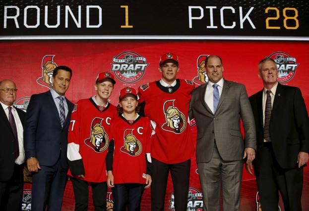 Shane Bowers (troisième à partir de droite) a... (Archives, Associated Press)
