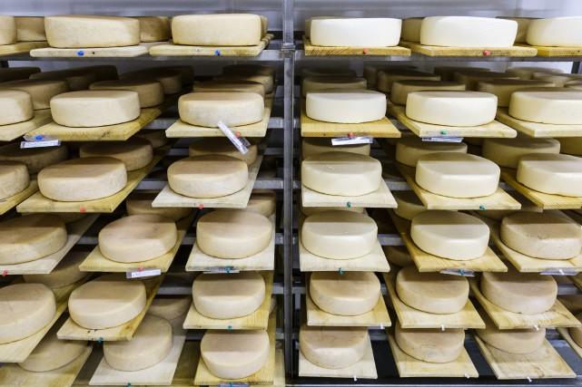 Les fromages artisanaux sont plus chers parce qu'ils... (La Presse)