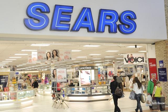 Éditorial / Sears Canada vient de se placer à l'abri de ses créanciers. La... (Archives, La Tribune)
