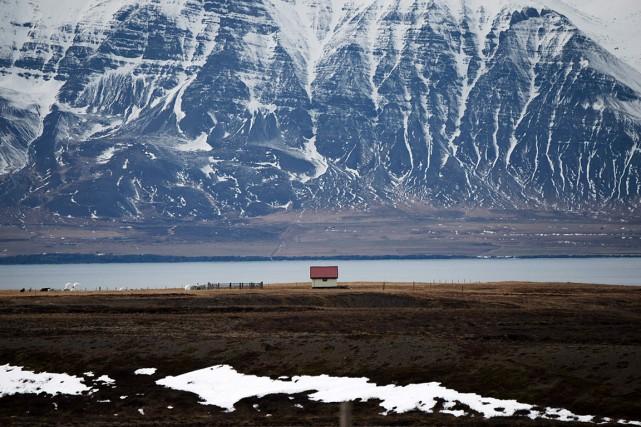 Les paysages de l'Islande sont visibles autant dans... (PHOTO LOIC VENANCE, ARCHIVES AGENCE FRANCE-PRESSE)