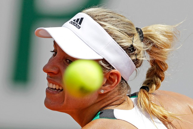 Angelique Kerber... (PHOTO Petr David Josek, ASSOCIATED PRESS)