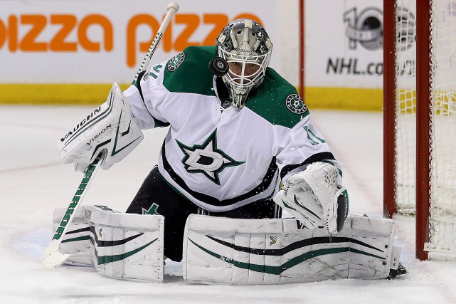 Antti Niemi... (PHOTO TREVOR HAGAN, ARCHIVES LA PRESSE CANADIENNE)