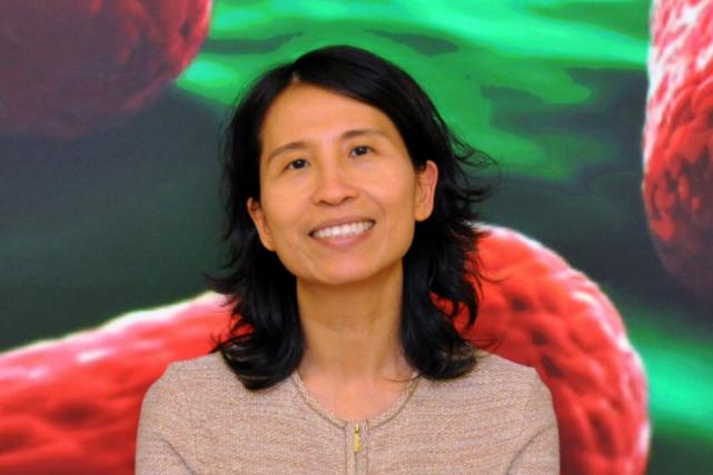 Theresa Tam est une spécialiste des maladies infectieuses... (Photo tirée du compte Twitter de Theresa Tam)
