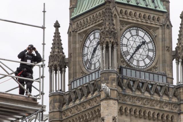 Selon le Centre des sciences pour la sécurité,... (La Presse canadienne, Paul Chiasson)