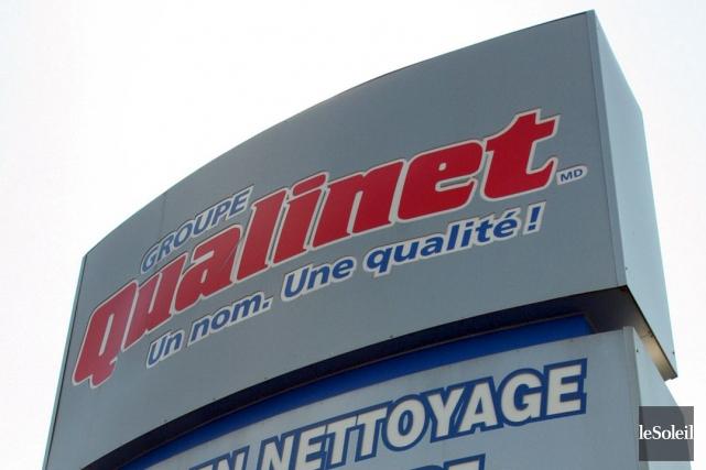Éric Pichette, le président du Groupe Qualinet, peut enfin mieux respirer. (Photothèque Le Soleil)