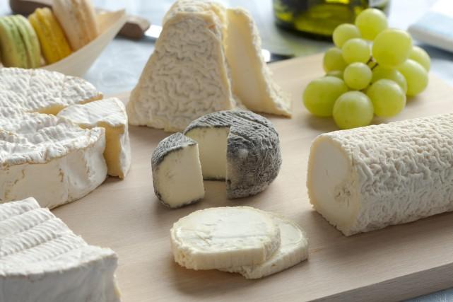 Les fromages de spécialité importés dans le cadre... (123RF/Pauliene Wessel)