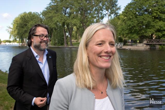 Le ministre du Développement durable, de l'Environnement et... (La Presse, Robert Skinner)