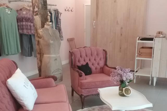 La nouvelle boutique de Coeur de Loup... (Photo fournie par Coeur de Loup)