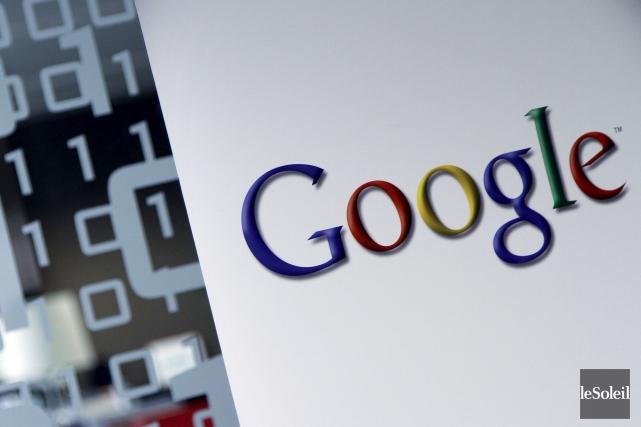 Google... (Photothèque Le Soleil)