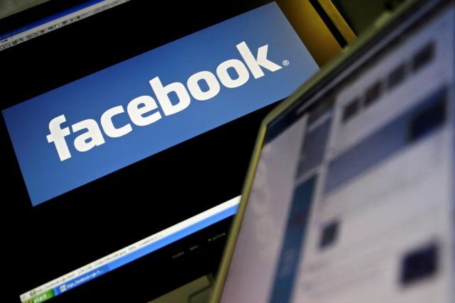 Alors que Facebook vient de franchir la barre des 2 milliards d'utilisateurs,... (Archives AFP, Leon Neal)