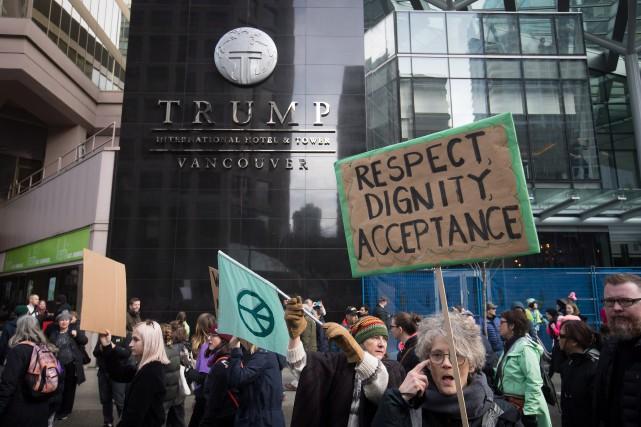 Plusieurs manifestations avaient été organisées devant des tours... (ARCHIVES PC)