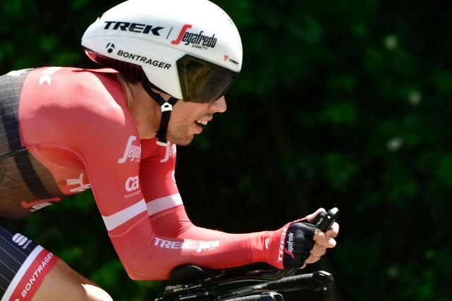 Le Portugais Andre Cardoso a été testé positif... (Photo Philippe Lopez, AFP)
