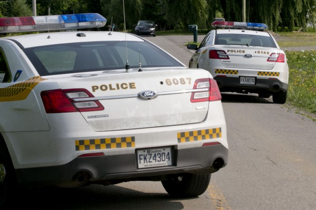 Un couple âgé dans la soixantaine a été arrêté par la Sûreté du Québec (SQ),... (Archives La Presse)