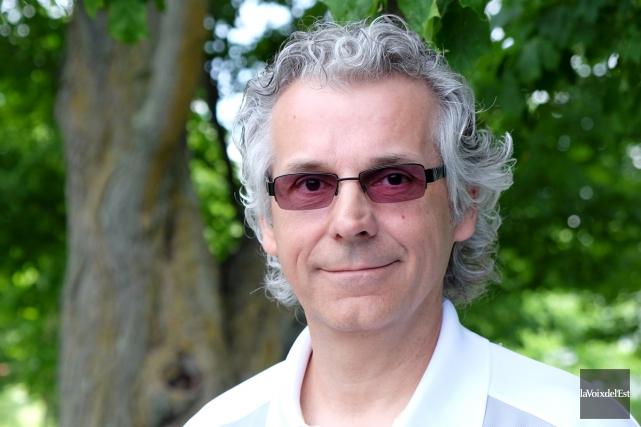 Le maire de Saint-Joachim-de-Shefford René Beauregard souhaite demeurer... (Alain Dion, La Voix de l'Est)