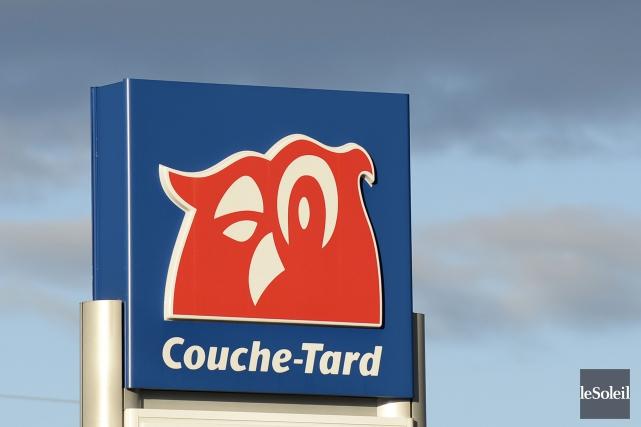 Alimentation Couche-Tard a terminé son année financière avec... (Archives Le Soleil)