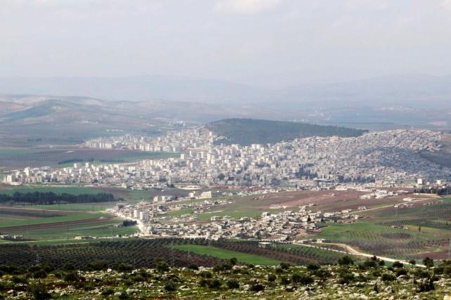 Selon l'armée turque, les Unités de protection du... (Photo Mahmoud Hebbo, archives REUTERS)