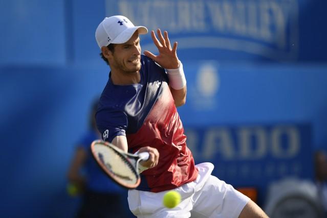 Andy Murray... (Photo Tony O'Brien, Reuters)