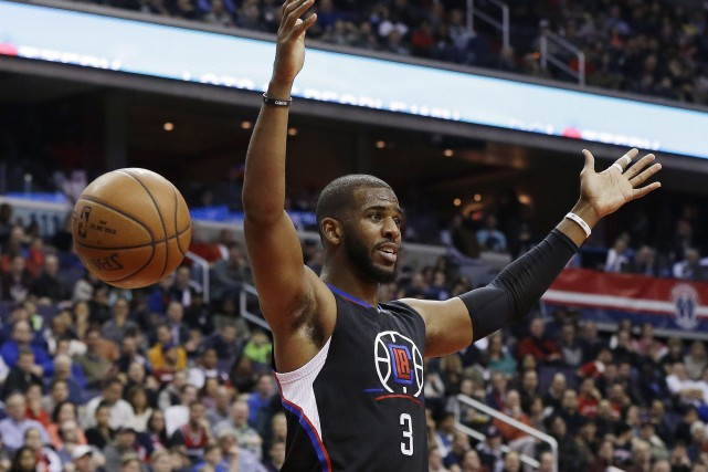 Chris Paul... (Photo Carolyn Kaster, archives AP)