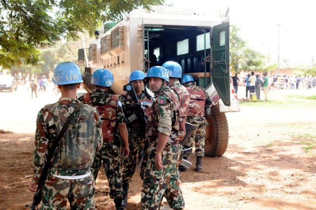 Les missions de l'ONU les plus touchées seront... (PHOTO ARCHIVES REUTERS)