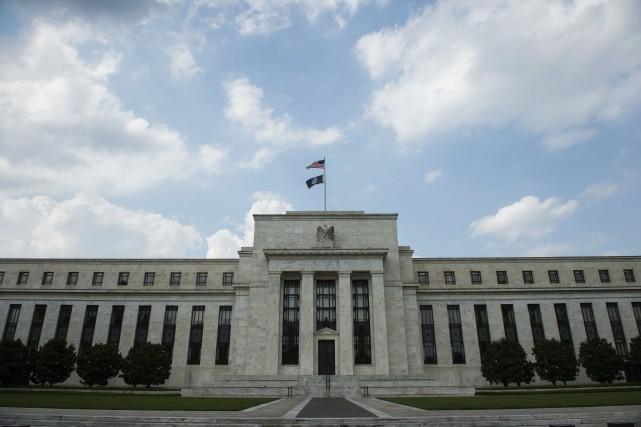 Ce sans-faute du secteur bancaire, qui montre une... (PHOTO ARCHIVES AFP)