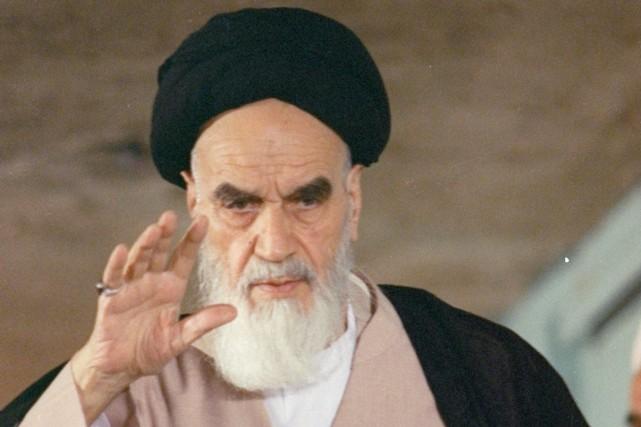 En 1988, une fatwa de l'ayatollah Khomeiny, fondateur... (Photothèque Le Soleil)