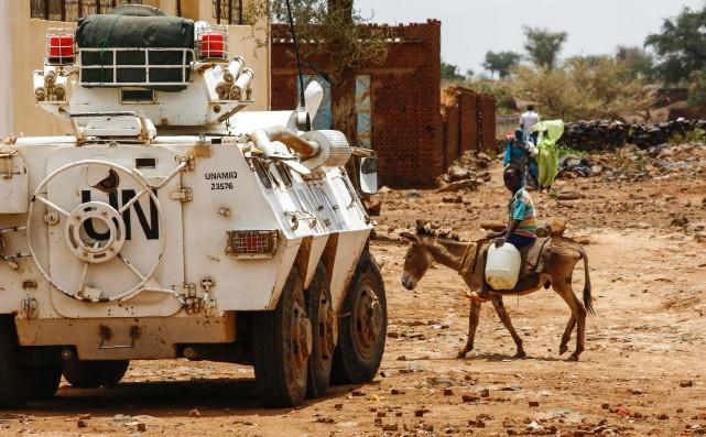 Le Conseil de sécurité pourrait voter dès jeudi... (ARCHIVES AFP)