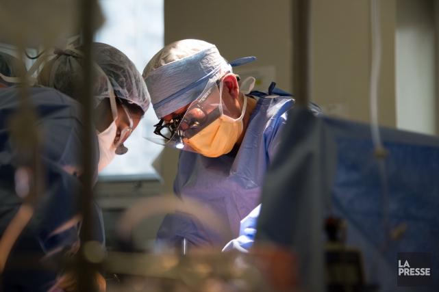 L'instrument, que le rapport médical décrit comme une... (PHOTO MATHIEU WADDELL, ARCHIVES LA PRESSE)