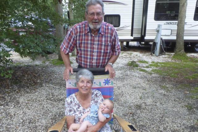 60 ans de mariage pourLise et Charles St-Onge