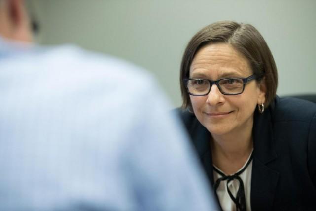 La procureure en chef du Bureau de la... (PHOTO IVANOH DEMERS, LA PRESSE)