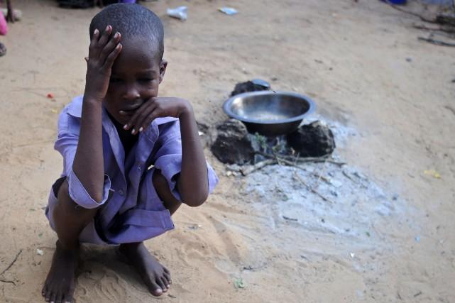 Save the Children prévient que la Somalie a... (Photo Mohamed Abdiwahab, Archives Agence France-Presse)