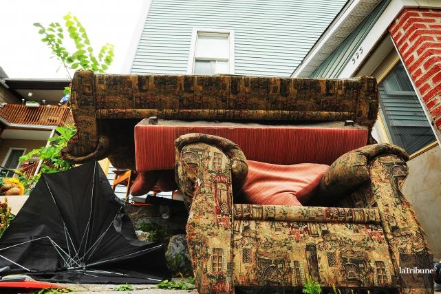 Le Regroupement des Propriétaires d'habitations locatives (RPHL) craint une... (Archives La Tribune, Jessica Garneau)