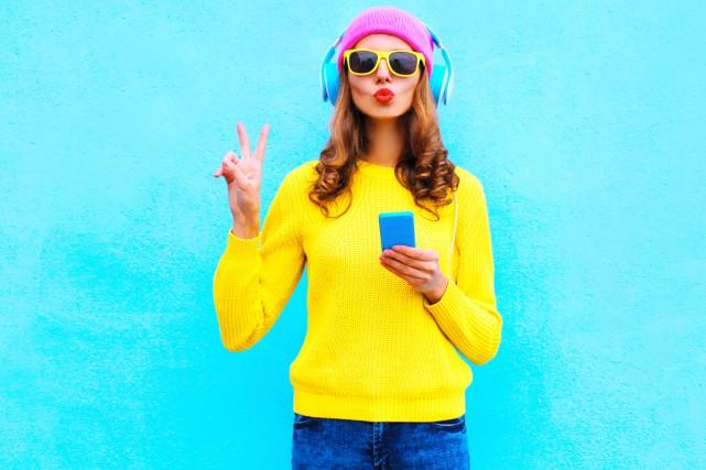Les 18-34 ans sont, sans grande surprise, les plus grands utilisateurs... (PHOTO THINKSTOCK)