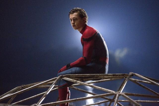 Avec Spider-Man: Homecoming, l'un des superhéros les plus populaires... (Photo fournie par Columbia Pictures/Sony)