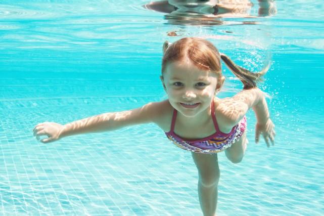 Le tiers des noyades dans les piscines résidentielles...