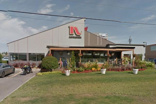 Le restaurant Normandin de la rue Bouvier, à... (Google Maps)