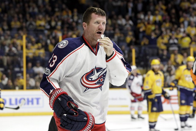 Scott Hartnell... (Photo Mark Humphrey, AP)