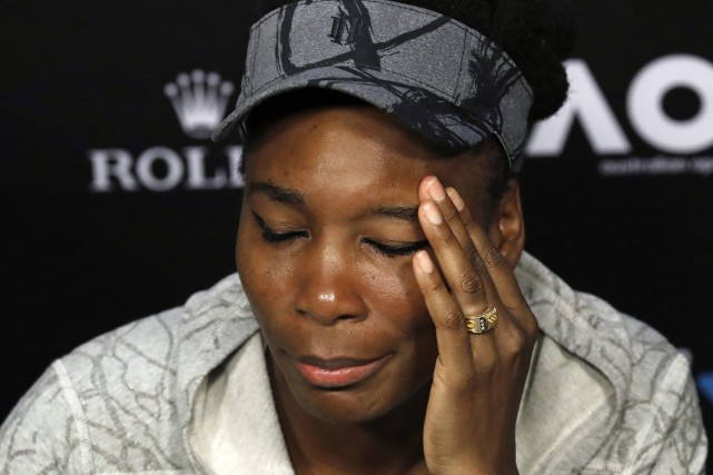 Venus Williams... (archives Associated Press)