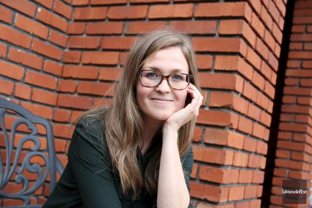 Andrée-Anne Lacasse... (Julie Catudal, La Voix de l'Est)