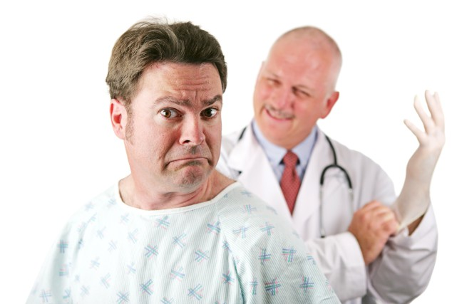 Vivre avec l'hypertrophie bénigne de la prostate, un... (Photo 123RF)