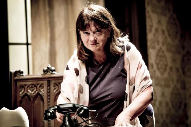 La directrice artistique du Théâtre de l'Île pour... (Simon Séguin-Bertrand, Le Droit)
