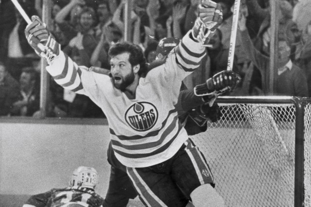Dave Semenko a tout de même récolté 153... (archives La Presse canadienne)
