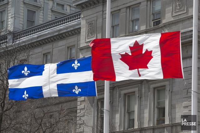 Le Canada, qui souffle cette année les bougies de son 150e anniversaire de... (Archives, La Presse)