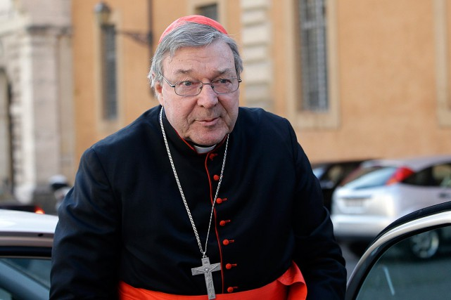 La police australienne a inculpé le cardinal George... (PHOTO ANDREW MEDICHINI, ARCHIVES ASSOCIATED PRESS)
