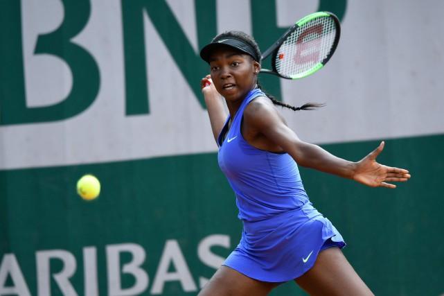 Francoise Abanda... (Photo archives AFP)