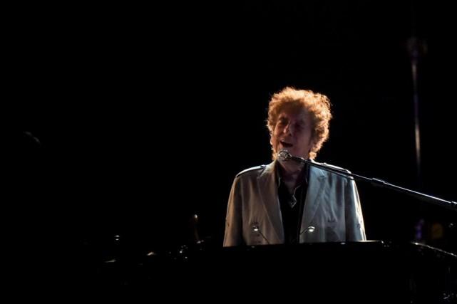 Bob Dylan... (photoMark Makela, reuters)