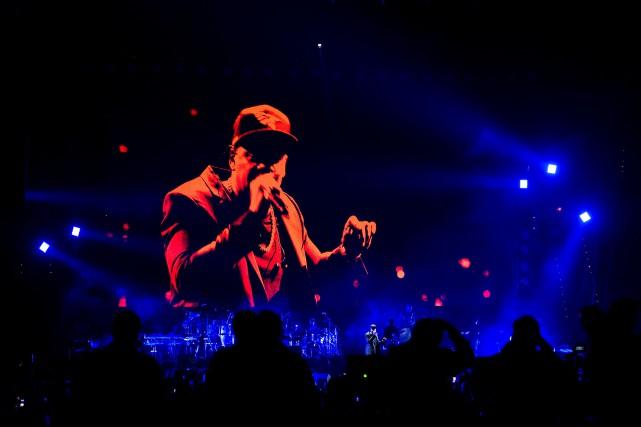Dans son 13e album, Jay-Z lance une longue... (Photo Brendan Smialowski, AFP)