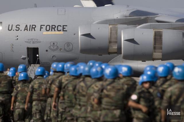 Les missions de l'ONU les plus touchées seront... (Photo David Boily, archives La Presse)
