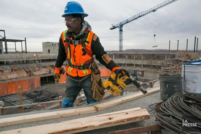 L'économie canadienne a connu un autre mois de solide croissance en avril,... (PHOTO MARTIN TREMBLAY, ARCHIVES LA PRESSE)